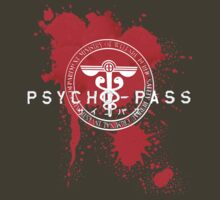 Psycho-Pass Logo by BakaBanana