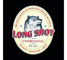 Long Shot  Photographic Print