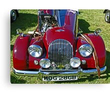 British Morgan  Canvas Print
