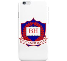 Buckner hall - Switched at Birth iPhone Case/Skin