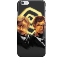 Detectives iPhone Case/Skin