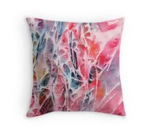 Angelus cantus Throw Pillow
