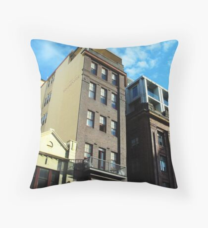 "the ""add-on"" Throw Pillow"
