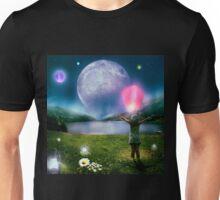Under The Crystal Moon  Unisex T-Shirt