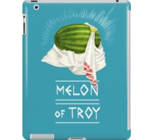 Melon of Troy iPad Case/Skin