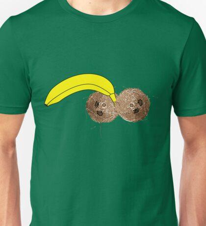 Banana + 2 Coconuts T-Shirt