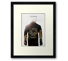 True Detective - Who Goes There Framed Print