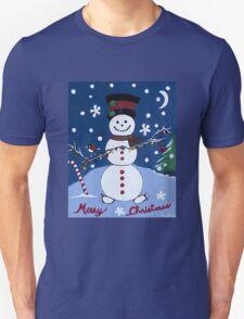 Snow Toes Unisex T-Shirt