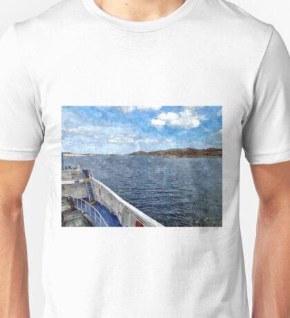 Ferry Palau to La Maddalena Unisex T-Shirt