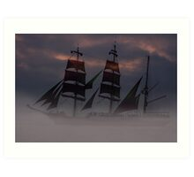 Wind Dancer Art Print
