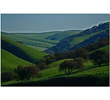 Central Coast Landscape Photographic Print