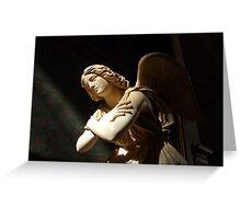 Eglise St Gervais St Protais Greeting Card