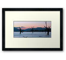 Ludlows Reserve Framed Print