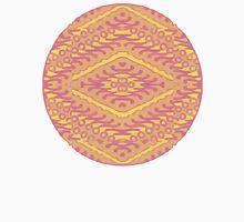 Native Mandala - Pink & Peach Unisex T-Shirt