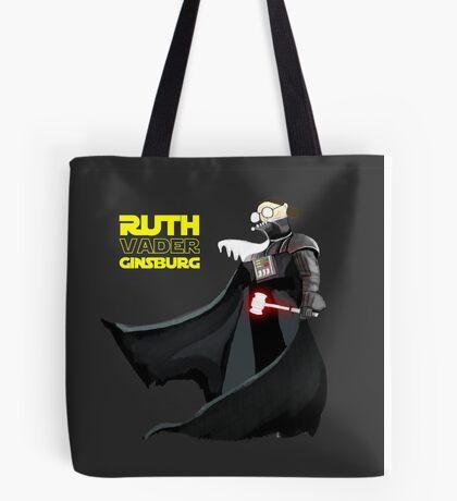 Ruth Vader Ginsburg Tote Bag