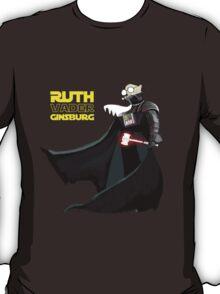 Ruth Vader Ginsburg T-Shirt