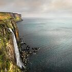Kilt Rock - Isle of Skye by eddiej
