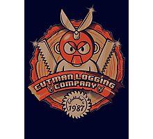 Cutmans Logging Company Photographic Print