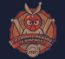 Cutmans Logging Company by GordonBDesigns