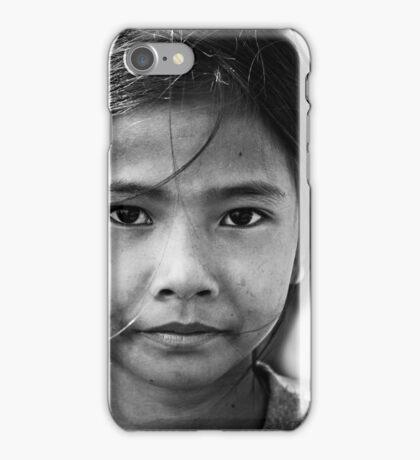 Cambodian Girl iPhone Case/Skin