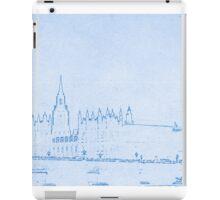 BluePrint London iPad Case/Skin