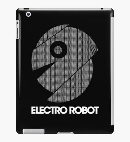 Electro Robot iPad Case/Skin