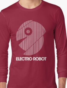 Electro Robot Long Sleeve T-Shirt