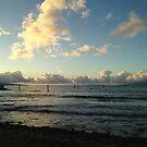 Old Lahaina Luau sunset by prjncess