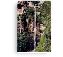 Waterfalls 2 Canvas Print