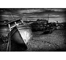 Forceful Retirement Photographic Print