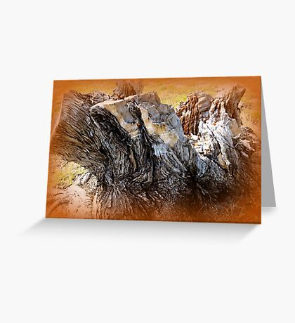 Beauty in Decay Greeting Card