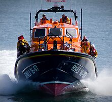 Royal National Lifeboat Institution by Mark Ramsell