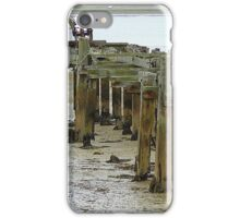 Low Tide At Fahan Pier..........................................Ireland iPhone Case/Skin