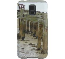 Low Tide At Fahan Pier..........................................Ireland Samsung Galaxy Case/Skin