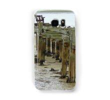 Low Tide At Fahan Pier..........................................Ireland Samsung Galaxy Case/Skin