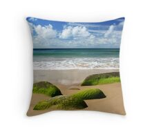 Sunshine glory Throw Pillow