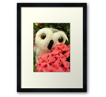 Heavenly Scent Framed Print