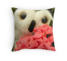 Heavenly Scent Throw Pillow