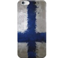 Finland - Magnaen Flag Collection 2013 iPhone Case/Skin