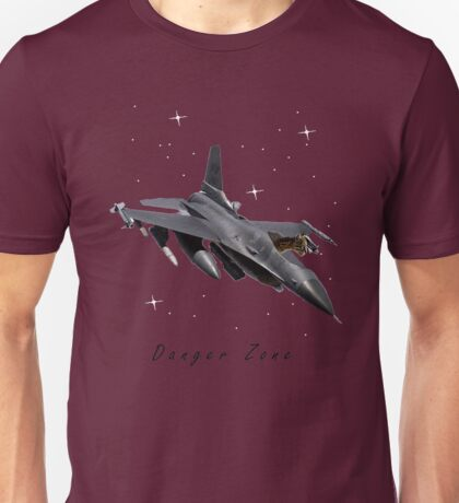 Danger zone ocelot Unisex T-Shirt