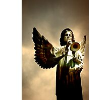 Archangel 1 Photographic Print