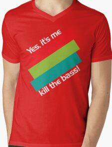 Yes, It's Me. Kill The Bass! Mens V-Neck T-Shirt