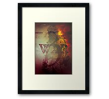 World War 3 Framed Print