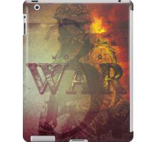 World War 3 iPad Case/Skin