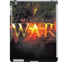 Spirit of War iPad Case/Skin