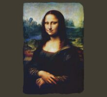 Mona Lisa Restored T-Shirt