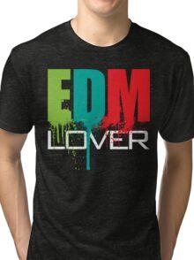 EDM Lover Tri-blend T-Shirt