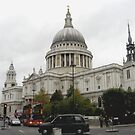 St Paul's Cathedral by justlinda