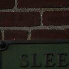 Sleep by Eric Socia