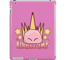 Kirby - Kirbstomp iPad Case/Skin